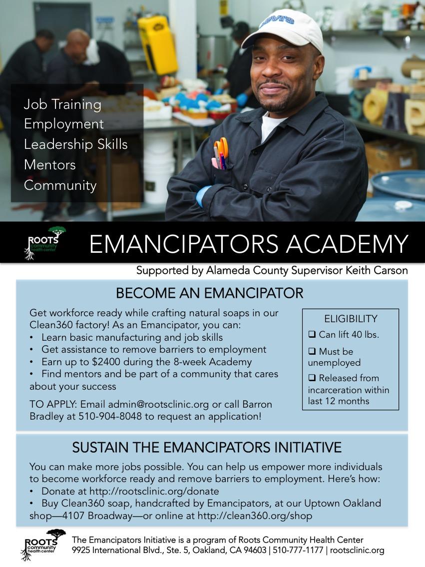 EmancipatorsAcademy2016_FLYER