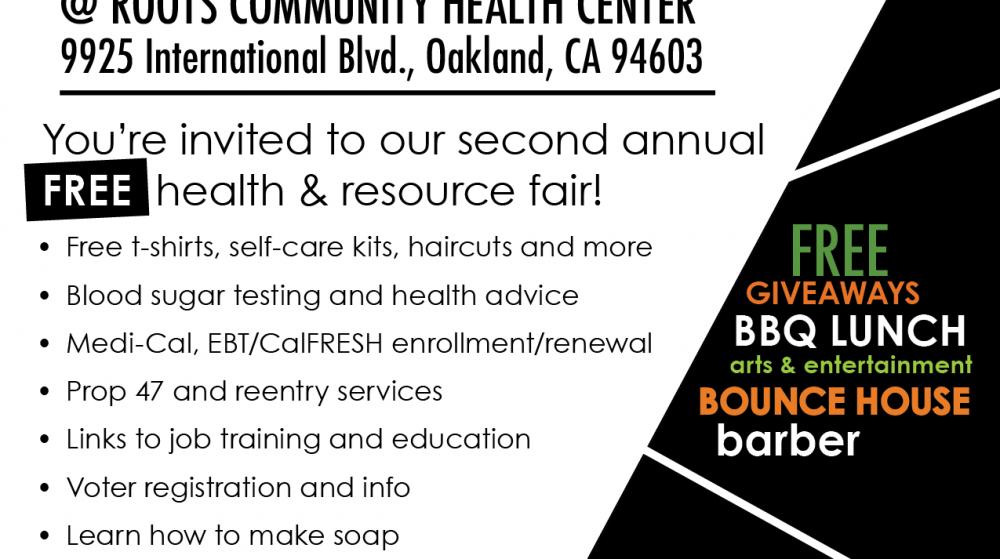 East Oakland 2016 Neighborhood Empowerment Day