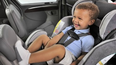 How Long Does A Child Stay In A Car Seat